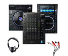 Denon LC6000 + SC6000M + X1850 w/ Headphones + Cable
