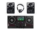 Numark Mixstream Pro w/ Alesis Elevate 5 MKII + Headphones