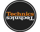 Technics Slipmat Duplex 6 White/Orange Mirror On Black