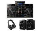 Pioneer XDJ-RX2 w/ VM-50 Monitors + Headphones