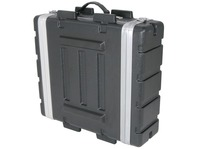 "Citronic 3U ABS 19"" Rack Flight Case"