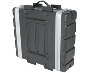 "Citronic 3U ABS 19"" Rack Flight Case"