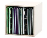 Glorious Record Box White 110