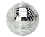 Silver 300 mm Lightweight Mirror Ball