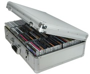 Citronic CDA120 Aluminium Case To Hold 120 Cd's