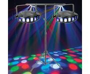 American DJ Sweep Lighting Package 1