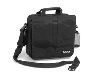 UDG CourierBag Deluxe Black/Orange