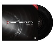 Native Instruments Traktor Control Vinyl MK1 Black