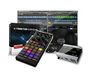Traktor Scratch A6 and Kontrol F1 Bundle