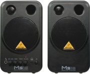 Behringer MS16 Active Studio Monitor Speakers