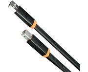 Oyaide NEO d+ USB Class A Black / Orange 1.0M