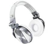 Pioneer HDJ1500 White DJ Headphones