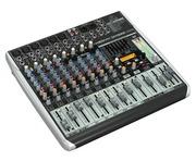 Behringer QX1222USB 8-Channel Mixer