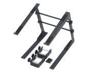 Compact Multi Adjustable Laptop Stand with Fixing Clamps