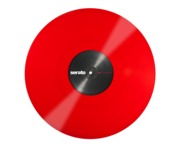 "12"" Control Vinyl Serato Performance Series (Pair) - Red"