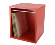 Sefour Vinyl Carry Box 115 Records Reverb Red