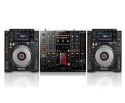 Pioneer CDJ900 Nexus Pair & DJM2000 Nexus Package