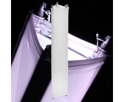 LEDJ White 3m Tri Truss Sleeve
