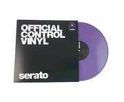 "12"" Control Vinyl Serato Performance Series (Pair) - Purple"