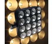 LEDJ Pro White LED Matrix Block