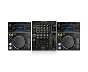 Pioneer XDJ-700 & DJM-900 NSX2 Package