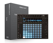 Ableton Push 2 & Ableton Live 9 Suite (Boxed)