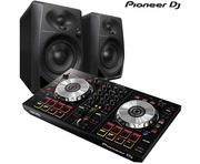 Pioneer DDJ-SB 2 & Pioneer DM-40 Speaker Package