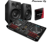 Pioneer DDJ-RB & Pioneer DM-40 Monitors