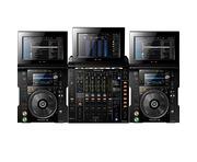 Pioneer CDJ-TOUR1 & Pioneer DJM-TOUR1