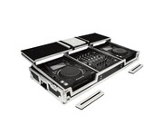 Gorilla CDJ2000 / DJM900 / Workstation Coffin Case inc Shelf