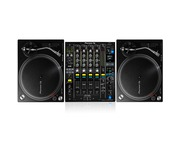 Pioneer PLX-500 and DJM900 NXS2 Turntable Package