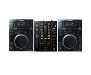 Pioneer CDJ-350 and Pioneer DJM-450 Package