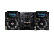 Pioneer CDJ-2000 NXS2 and Pioneer DJM-450 Package