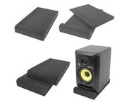 "Gorilla Studio up to 6"" Monitor Speaker Isolation Pad"