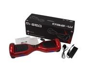 M-Seg Smart Glider Hoverboard Scooter Volcano Red