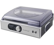 Steepletone ST938 S BT Silver Stand Alone Record Player
