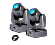 Marq Gesture Spot 100 (Pair) & DMX Cable