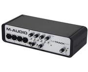 M-Audio M-Track Quad 4-Channel USB Audio/MIDI Interface