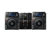 Pioneer DJ XDJ-1000 MK2 & DJM-250MK2 Mixer Package