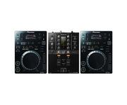 Pioneer CDJ350 & DJM-250MK2 Mixer Package