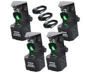 4x Equinox Fusion Scan MAX & Cables