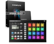 NI Maschine Mikro MK2 Black & Komplete 11 UPG Select
