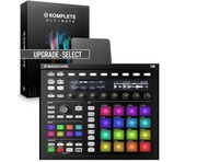 NI Maschine MK2 Black & Komplete 11 Ultimate UPG Select