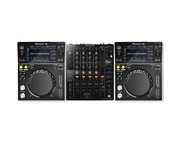 Pioneer XDJ-700 and Pioneer DJM-750 MK2 Package