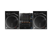 Pioneer PLX-500 and DJM-750 MK2 Package