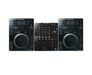 Pioneer CDJ350 and DJM-750 MK2 Package