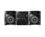 Pioneer CDJ850 and DJM-750 MK2 Package
