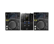 Pioneer XDJ-700 and DJM-S3 Package