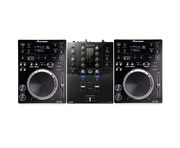 Pioneer CDJ350 and DJM-S3 Package