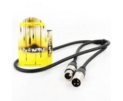 Livewire XLR Male to Female XLR 1M